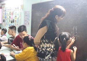 Tấm lòng của cô giáo Uyên