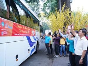 TP.Hồ Chí Minh: Nhiều hoạt động hỗ trợ học sinh, sinh viên sẽ được tổ chức dịp Tết Nguyên đán