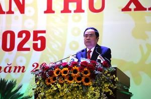 Phát biểu của Chủ tịch Trần Thanh Mẫn tại Đại hội đại biểu Đảng bộ tỉnh Tây Ninh lần thứ XI