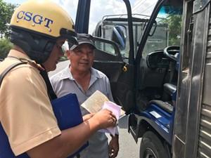 CSGT TPHCM xử lý 39 nghìn vụ vi phạm giao thông