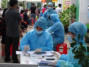 TP HCM thông tin các địa điểm ca nghi nhiễm Covid-19 từng đi qua