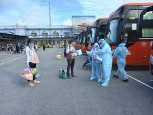 Tập đoàn Phương Trang mong tiếp tục đưa người dân về quê