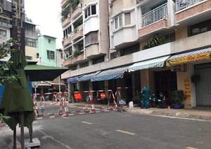 TP HCM: Phong tỏa một chung cư vì có người tiếp xúc với bệnh nhân 1.440