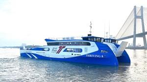 Vé đi phà biển Cần Giờ - Vũng Tàu lên đến 1 triệu đồng mỗi lượt