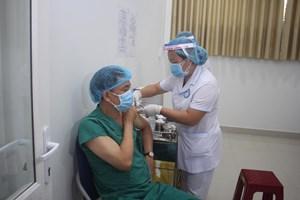 Những mũi tiêm vaccine phòng Covid-19 đầu tiên ở Gia Lai
