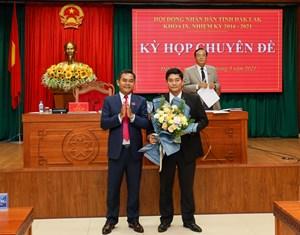 Tân Phó Chủ tịch HĐND tỉnh Đắk Lắk là ai?