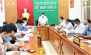 Kiểm tra dấu hiệu vi phạm đối với Trưởng ban Nội chính tỉnh Đắk Lắk