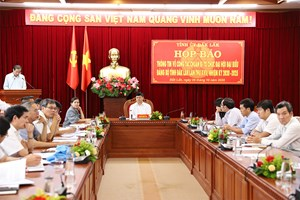 Đại hội đại biểu Đảng bộ tỉnh Đắk Lắk lần thứ XVII sẽ hạn chế nhận hoa chúc mừng