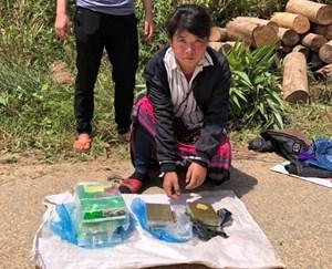 Đắk Nông: Triệt phá đường dây vận chuyển và mua bán ma túy số lượng lớn