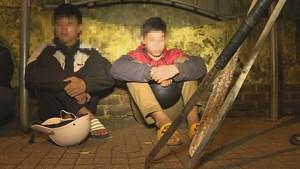 Hơn 30 thanh thiếu niên mang theo mã tấu hỗn chiến chỉ vì nhìn đểu nhau