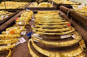 Ngủ trưa một giấc, vàng giảm hơn 500 nghìn đồng /lượng