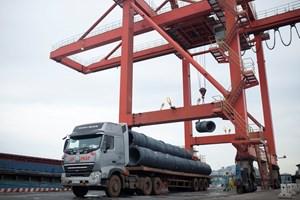 Đã có 960 doanh nghiệp xuất khẩu hàng hoá đầu năm
