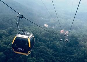 Chùa Hương ở Hà Tĩnh sẵn sàng phục vụ lễ hội Xuân 2021