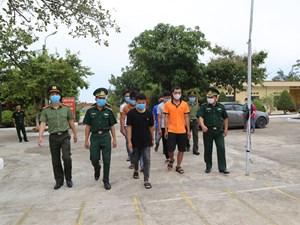 Hà Tĩnh: Phá đường dây đưa người trốn sang Trung Quốc