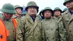 Phó Thủ tướng Trịnh Đình Dũng: Đảm bảo an toàn tuyệt đối hồ Kẻ Gỗ