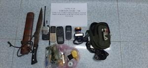 Truy vụ vận chuyển ma túy, một Trung úy biên phòng bị thương