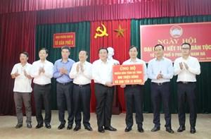 Hà Tĩnh: Ngày hội ở Nam Hà