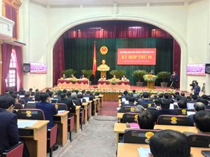 MTTQ Hà Tĩnh tiếp nhận hơn 400 ý kiến của cử tri gửi đến HĐND tỉnh