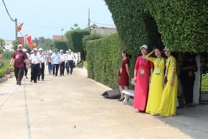 Phê duyệt đề án thí điểm xây dựng tỉnh Hà Tĩnh đạt chuẩn nông thôn mới