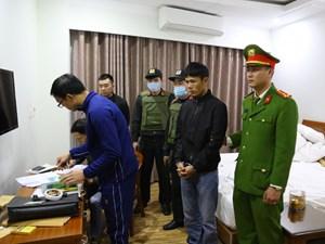 Hà Tĩnh: Phá đường dây đánh bạc hơn 600 triệu đồng/ngày