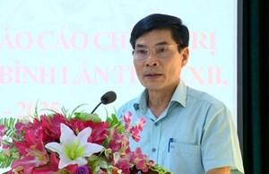 MTTQ tỉnh Ninh Bình: Góp ý kiến vào Dự thảo báo cáo chính trị