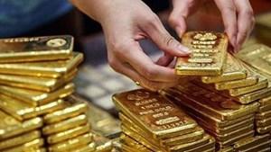 Vàng giao dịch ổn định