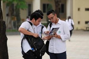 Thi tốt nghiệp THPT 2020: Đề thi đảm bảo phân hóa để các trường tuyển sinh