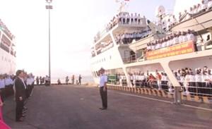 Khánh Hòa tổ chức đoàn thăm, chúc Tết quân và dân huyện Trường Sa