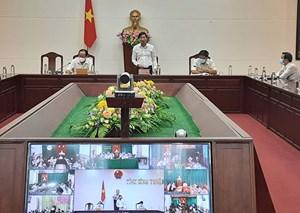 Bình Thuận:  dồn sức  lực phòng chống Covid–19 trong dịp tết Tân Sửu