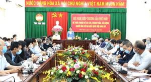 Bình Định: Hiệp thương lần thứ nhất ứng cử ĐBQH, đại biểu HĐND tỉnh