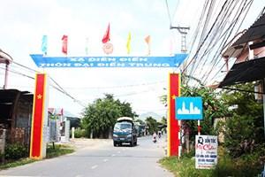 Khánh Hòa: Phấn đấu có thêm 75 xã nông thôn mới vào năm 2025