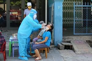 Khánh Hòa: Ghi nhận thêm 40 trường hợp dương tính với SARS-CoV-2