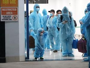 Bình Định: Đón công dân từ TP Hồ Chí Minh về quê vào ngày 15/8