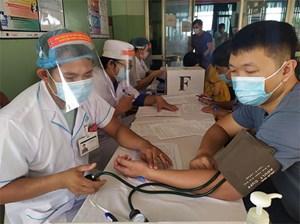 Bình Thuận: 1.440 cán bộ, công chức, viên chức tham gia phòng, chống dịch