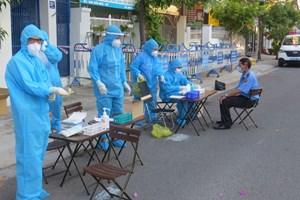Khánh Hòa: Triển khai lấy mẫu tầm soát cộng đồng tại TP Nha Trang