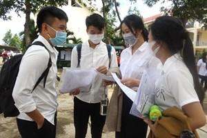 Khánh Hòa: 728 thí sinh được đặc cách tốt nghiệp THPT năm 2021