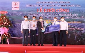 Khánh Hòa: Khởi công Dự án Trạm biến áp 500kV Vân Phong và đầu nối