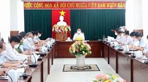 Ninh Thuận: Triển khai công tác phòng, chống dịch Covid-19
