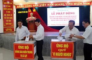 Mặt trận TP Bảo Lộc phát động ủng hộ Quỹ Vì người nghèo
