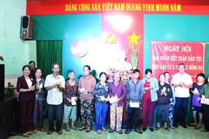 Bình Định: Ngày hội Đại đoàn kết Điểm cấp tỉnh tại Khu phố 5