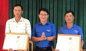 Bình Định: Tuyên dương 2 thanh niên dũng cảm cứu người