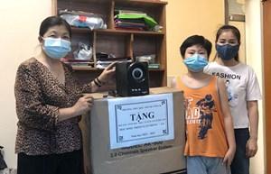 Hà Nội: Hơn 2.000 thiết bị ủng hộ chương trình 'Máy tính cho em'