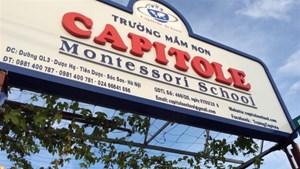 Trường học 'vượt rào' cho học sinh đến trường bị xử lý phạt 30 triệu đồng