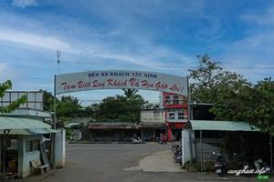Tây Ninh: Dừng hoạt động loại hình vận tải hành khách công cộng và bến khách ngang sông