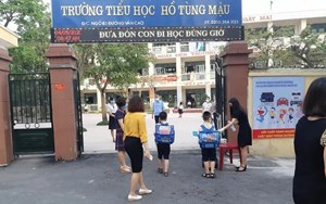 Nam Định: Học sinh, sinh viên vẫn đến trường