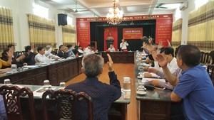 Nam Định: Ai là người tự ứng cử đại biểu Quốc hội khóa XV?