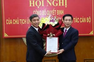 Nam Định: Thường vụ Tỉnh ủy cuối cùng được kiện toàn chức vụ sau đại hội