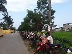[ẢNH] Nam Định: Ngay ngắn… trường làng
