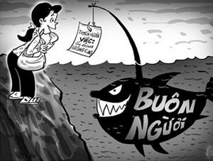Vụ 6 bé gái ở Nam Định mất tích: Khởi tố 2 thanh niên tội buôn bán người