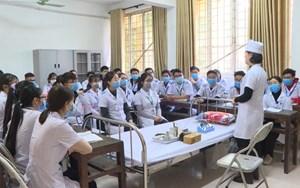 Thái Bình: 260 cán bộ, sinh viên ngành Y sẵn sàng vào Nam